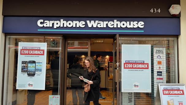 Up to 2.4 million Carphone Warehouse customers could have had their details accessed by the cyber attack