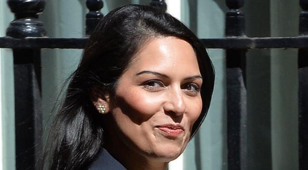 Employment Minister Priti Patel says school leavers should not be wasting their summers on Snapchat