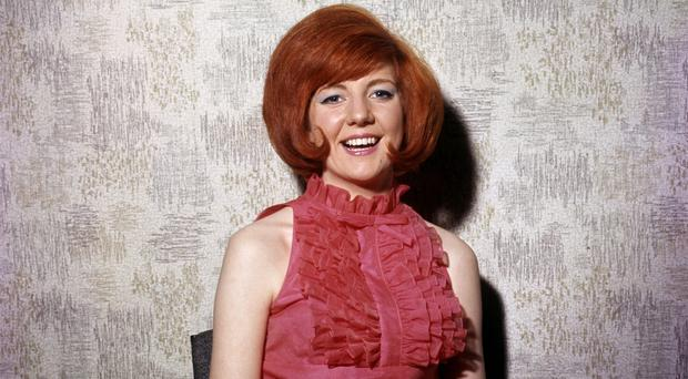 A signed Cilla Black hanky dated from around 1964 is up for sale