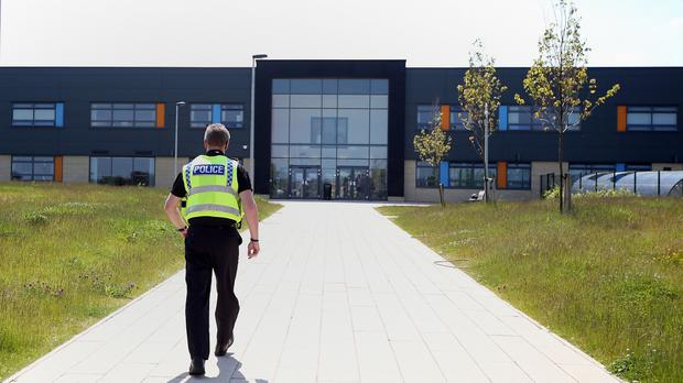 Dixons Kings Academy in Bradford where a 14-year-old boy stabbed supply teacher Vincent Uzomah