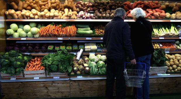 Like-for-like food sales were 1.6% lower for the three months to July