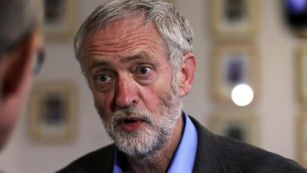Jeremy Corbyn said the public response to the Labour leadership contest was proof of optimism that a popular, modern Labour Party could defeat the Tories
