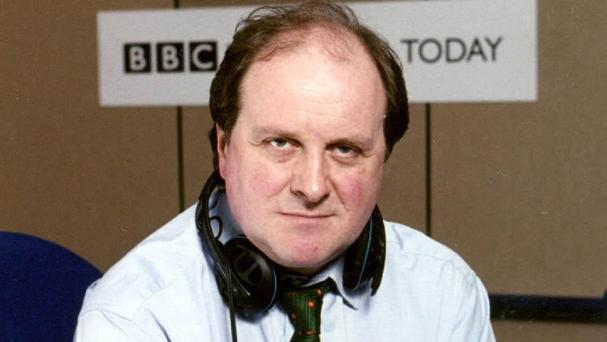 James Naughtie joined the Today programme in 1994