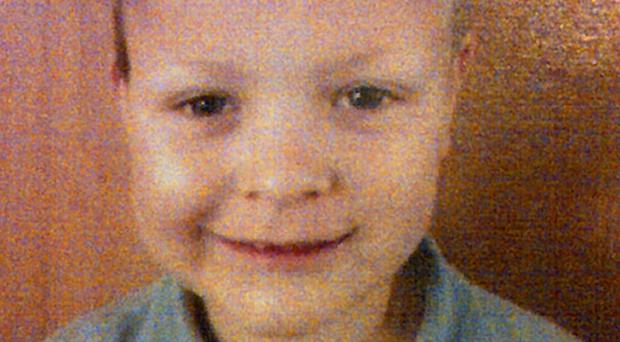 Conley Thompson went missing after telling his parents he was going out to play with friends (South Yorkshire Police /PA)