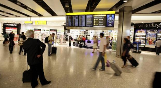 The Treasury has warned airport shops to make sure VAT discounts are passed on to travellers leaving the EU.