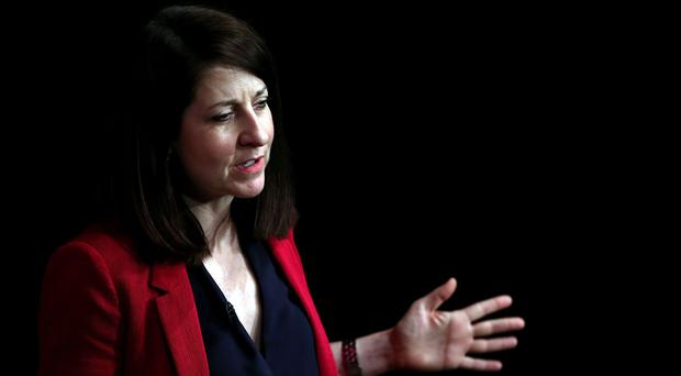 Leadership hopeful Liz Kendall wants to 'revive the Labour tradition of people power'