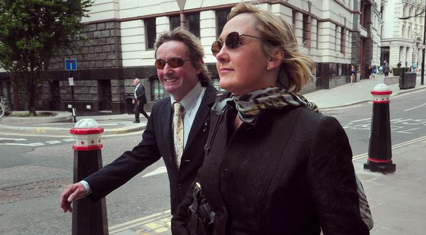 Simon Murphy and Lisanne Beck were found guilty at the Old Bailey