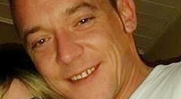 Birrell Stewart, 30, was recovered from the water about a mile off the coast of East Wemyss, Fife (Police Scotland/PA Wire)