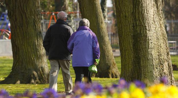 A study shows the least physically active people were most likely to develop heart failure