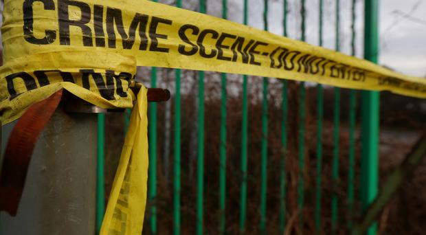 A 33-year-old man was shot in the hip in the Weaste area of Salford