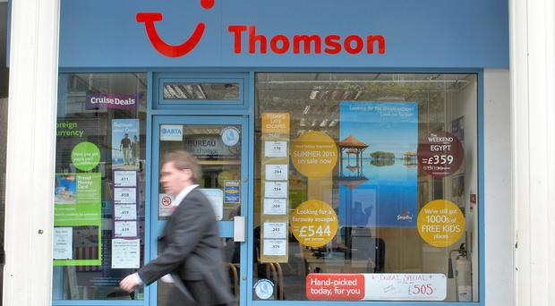 Thomson owner TUI said the Tunisia terrorist massacre and Greek debt crisis would have a £20 million impact on earnings