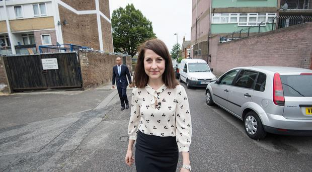 Candidate for Labour leader Liz Kendall has refused to stand aside