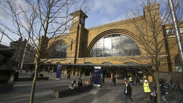 King's Cross is one of the country's busiest stations
