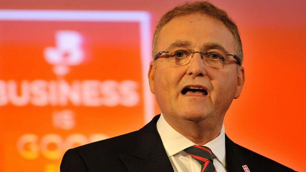 British Chambers of Commerce director general John Longworth
