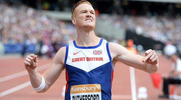 Greg Rutherford and other athletes are furious that the new GB team kit does not have a Unioin flag
