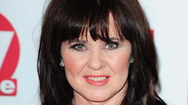 Coleen Nolan is angry at moves to extend the smoking ban to outside areas