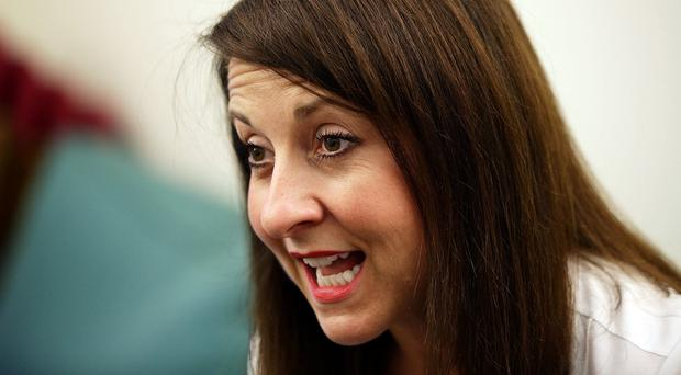 Labour leadership candidate Liz Kendall has hit back at critics within her own party