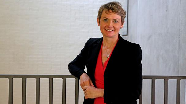 Yvette Cooper said the UK should be prepared to accept more asylum seekers, particularly those fleeing the bloodshed in Syria