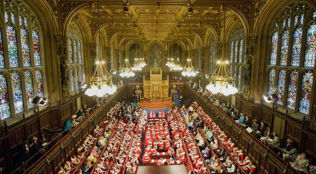 The Electoral Reform Society says the House of Lords is 'growing out of control'