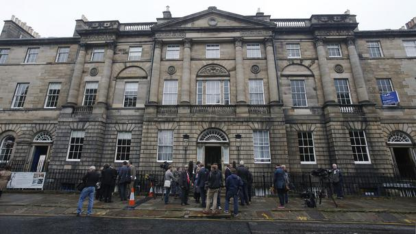 The National Trust for Scotland owns Bute House