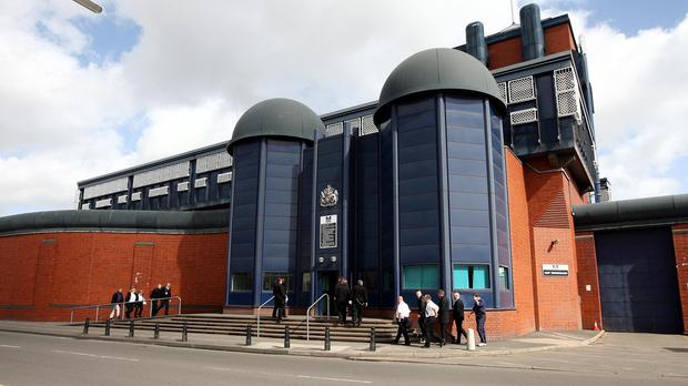 Bosses at Birmingham Prison have launched an investigation after two inmates filmed a rap video on a banned mobile phone
