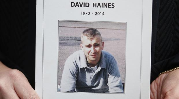 David Haines was murdered by terrorists in Syria