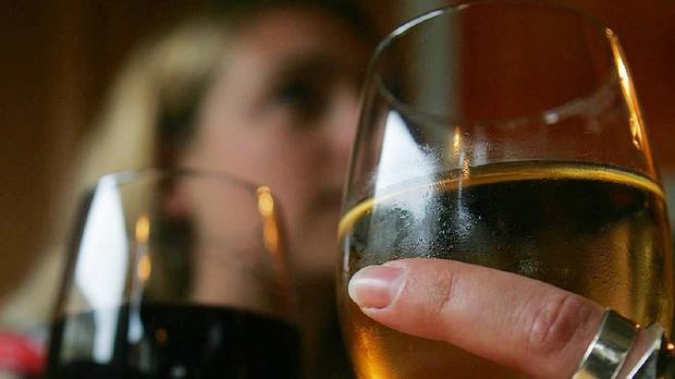 Light and moderate drinking has been linked to an increased risk of certain alcohol-related cancers in women and male smokers