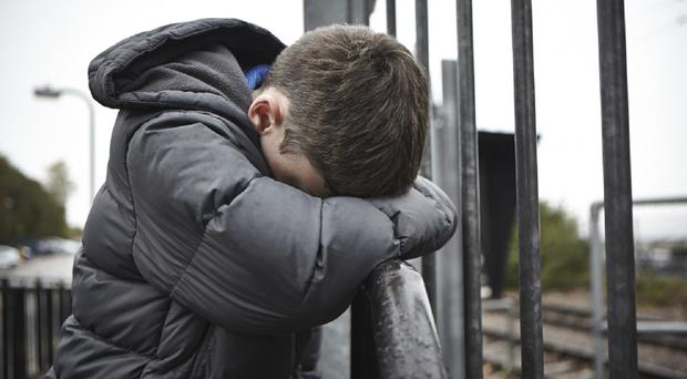 More than a third of students in England aged 10 and 12 reported being physically bullied in the last month