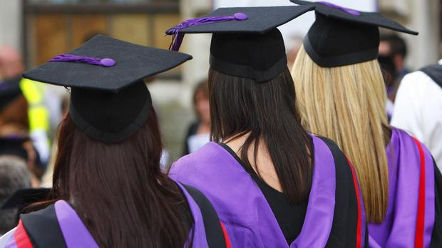 Just under 60% of graduates in the UK work in non-graduate jobs, the report said