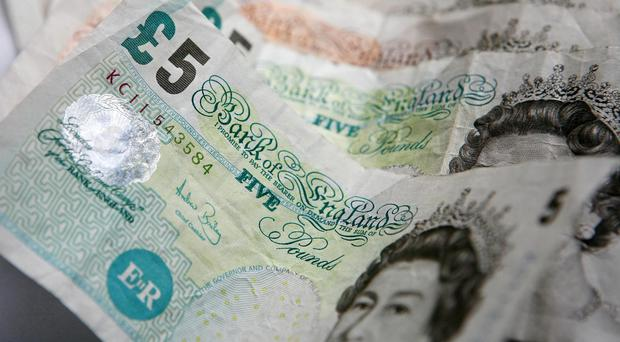 The figures showed UK households were slightly downbeat about prospects for the next 12 months