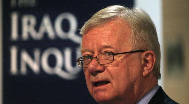 Sir John Chilcot launched his inquiry in 2009 and has still not set a date for its publication