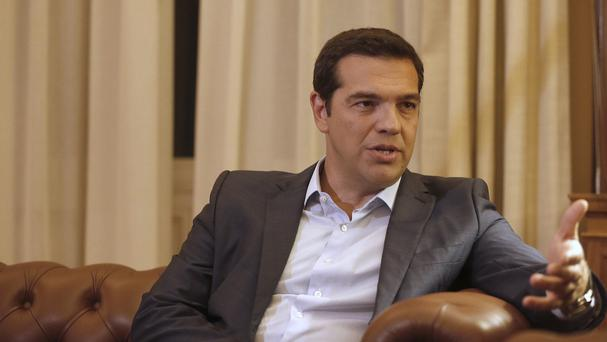 Alexis Tsipras's move came after he agreed to tough conditions laid down by Greece's creditors. (AP)