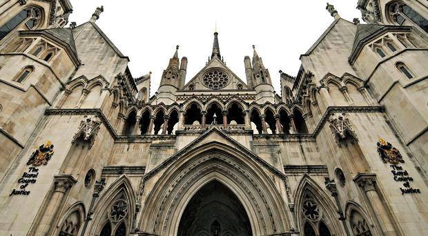 The High Court heard the girl was suffering from