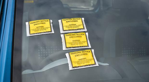 Parking tickets issued by police community support officers may not be valid
