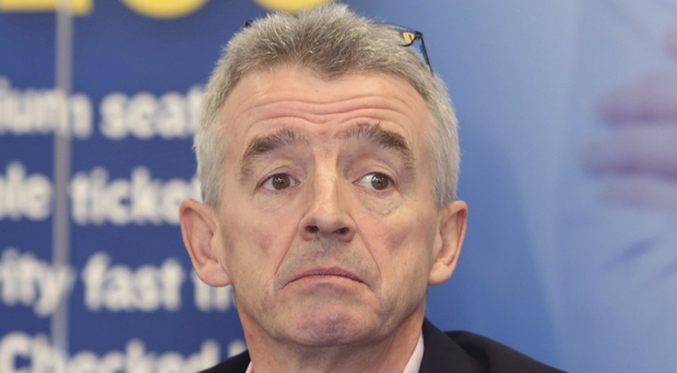 Belfast Airport To Be Affected By Ryanair Cancellations
