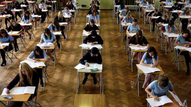 The number of A-level entries from private school pupils awarded at least an A grade dropped to 49.4% this year
