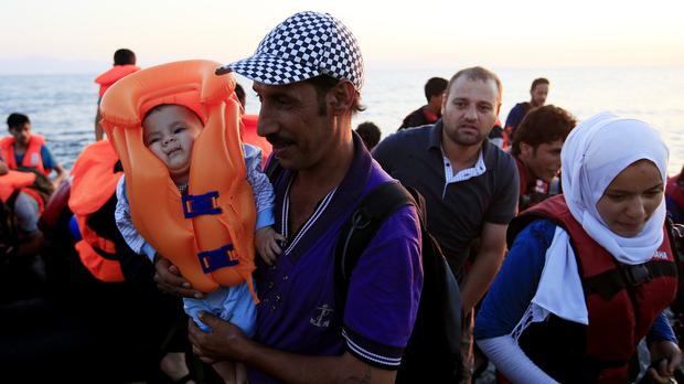 The treatment of Kos migrants has been condemned by the UN