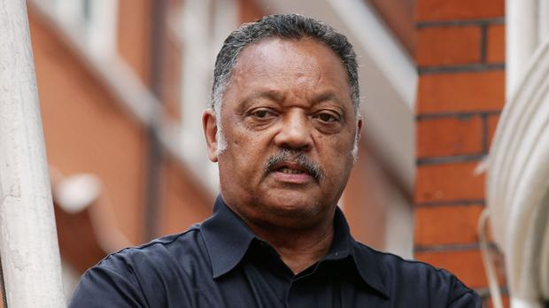 Reverend Jesse Jackson said the US has become