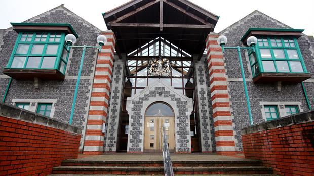 An immigrant alleged to have walked across the Channel Tunnel is to appear at Canterbury Crown Court