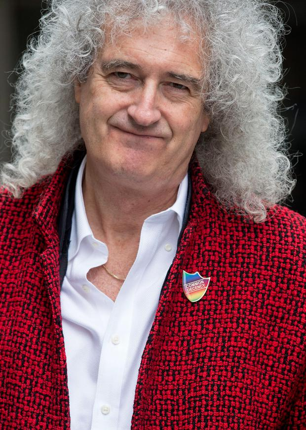 Opposition: Brian May