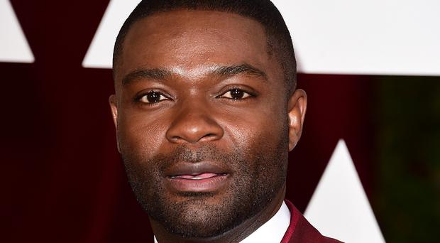 David Oyelowo said 'no one is going to be as passionate about telling your stories and your history as you are'