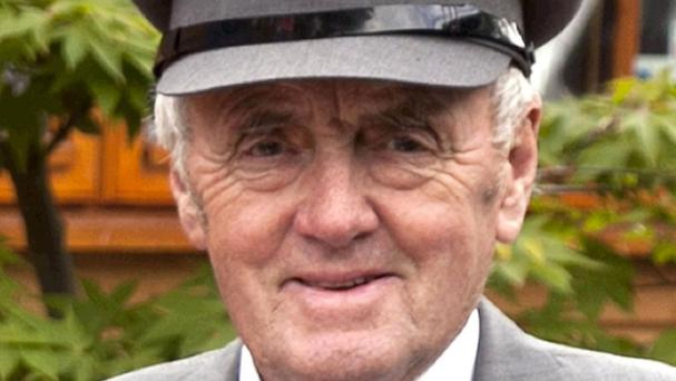 Chauffeur Maurice Abrahams, 76, is believed to have died in the Shoreham Airshow crash