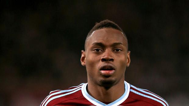 West Ham United star Diafra Sakho was reportedly arrested on Sunday