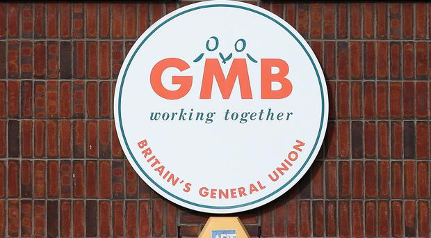 The GMB union is one of the three unions saying migrant workers are not being paid national rates