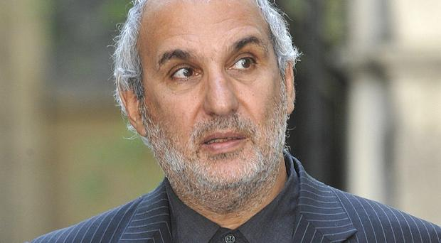 The leaked email was reportedly sent to the Cabinet Office by the Kid's Company chairman of trustees Alan Yentob