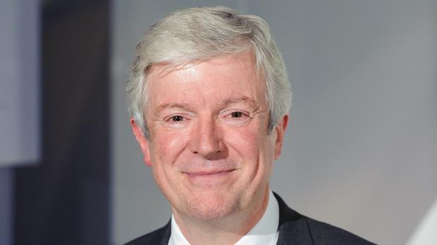 BBC director general Tony Hall said there was a strong TV industry in the UK