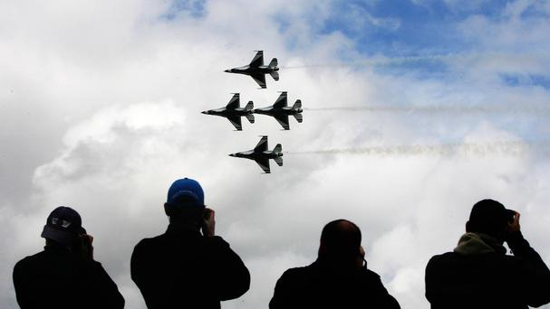 Changes have been made to several air shows