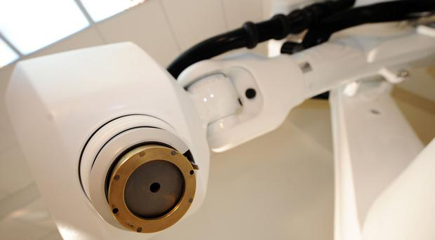 Half of Britons have never heard of newer radiotherapy technologies such as Cyberknife or Gammaknife, research suggests