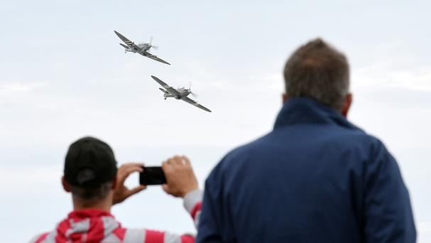 Airshows are going ahead despite the Shoreham disaster