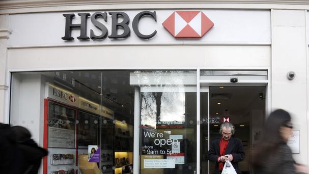 Customers of HSBC have not received payments into their accounts because of problems with the Bacs system
